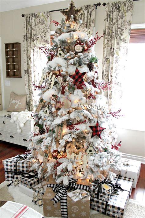 Weihnachtlich Dekorieren Stimmungsvolle Ideen by 10 Beautiful Tree Ideas Craft O Maniac