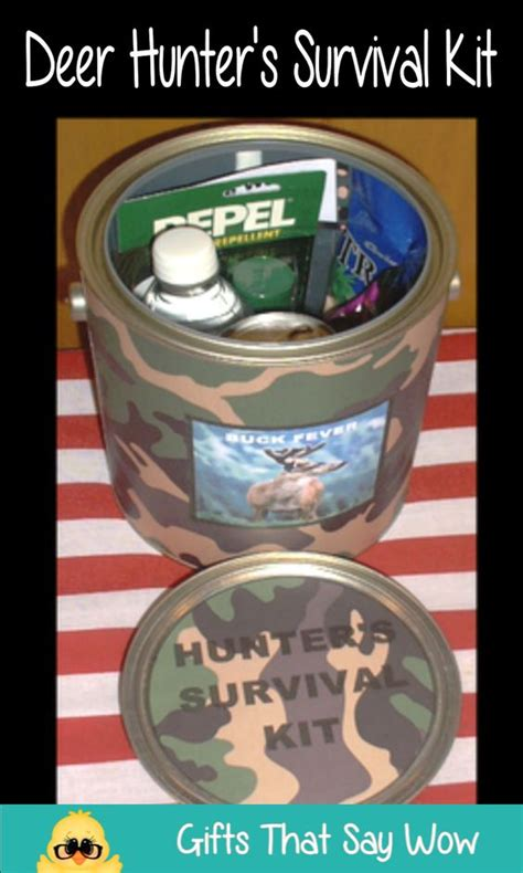gifts that say wow fun crafts and gift ideas hunter s