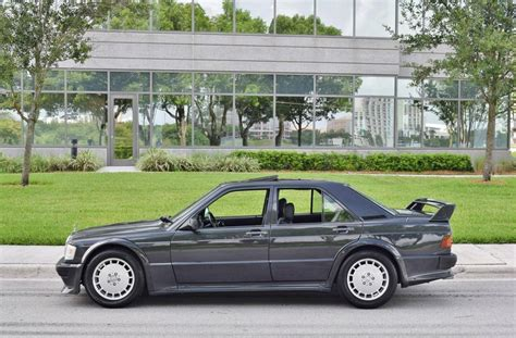 We analyze millions of used cars daily. 1989 Mercedes-Benz 190E for sale #2420419 - Hemmings Motor News