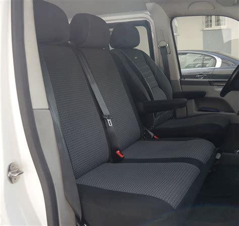 siege volkswagen housses de siège vw t5 transporter pour siège conducteur