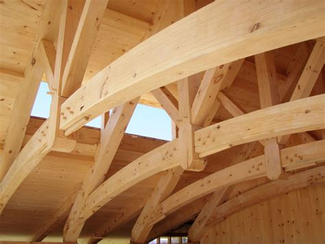 arch truss photo gallery  heritage woodworking