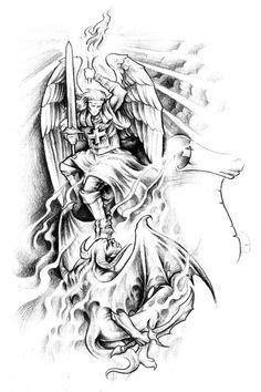 archangel comic - Google Search | st michael tattoos | Pinterest | Tattoo, Tatoo and Christ tattoo