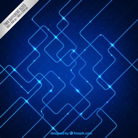 fondo de alta tecnolog 237 a en tonos azules descargar vectores gratis