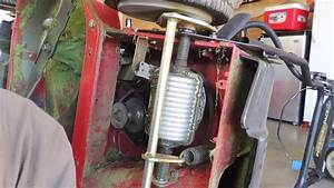 How To Change The V Belt On Your Toro Timemaster