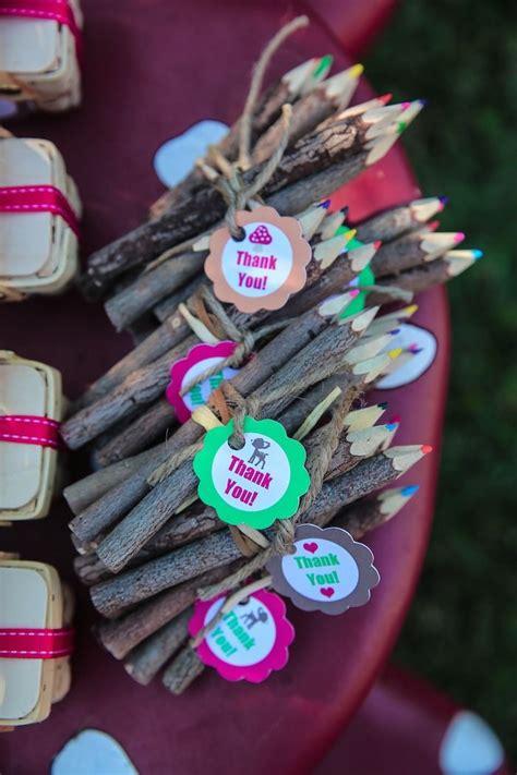woodland birthday party ideas themes decorations