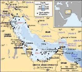 The Persian Gulf (The Sea of Persia) | CAIS©