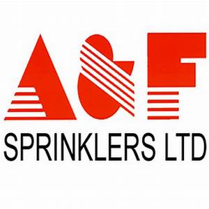 Logo A F Sprinklers