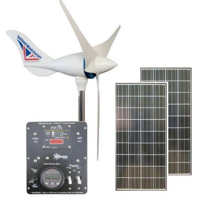 hybrid kit rutland   wind turbine dual  solar