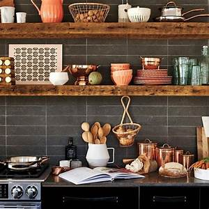 Küche Offene Regale : moderne strategien f r stauraum f r ihre k cheneinrichtung ~ Markanthonyermac.com Haus und Dekorationen
