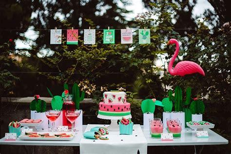 kara 39 s party ideas watermelon fruit summer girl 1st kara 39 s party ideas watermelon birthday party kara 39 s