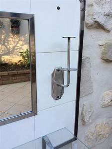 ancien miroir salle de bain atelier darblay le meuble With porte d entrée pvc avec tablette verre salle de bain 60 cm