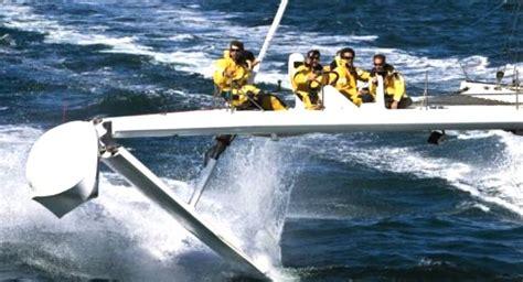 Trimaran Advantages by Catamaran Boat Insurance Jamson