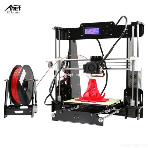 anet  high precision desktop  printer  gb sd card