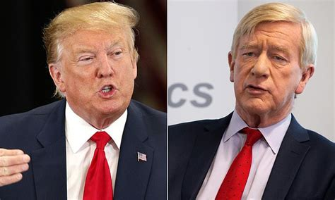 trump    republican primary challenger bill weld daily mail