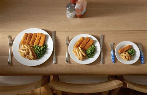 Do Smaller Plates Make You Eat Less?