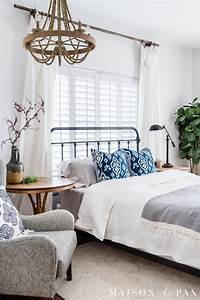 Simple, Master, Bedroom, Decorating, Ideas, For, Spring