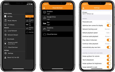Vlc Player For Ios Updated With Support For Iphone X, Hevc