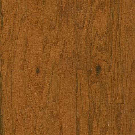 Bruce Engineered Hardwood Flooring Gunstock Oak by Bruce Plano Oak Gunstock 3 8 In Thick X 3 In Wide X