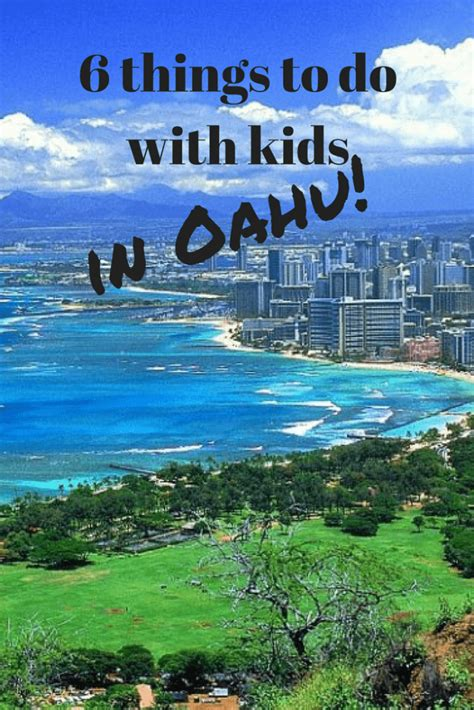 6 Free Things To Do With Kids In Oahu, Hawaii Family