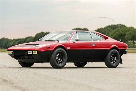 Every now and then we see that safari theme applied to other exotic vehicles, but we've never seen anything like this ferrari. Off-Road Ready Icons | 1975 Ferrari 308 Dino Safari Coupe