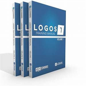 Logos 7  Training Manual Bundle  3 Volumes