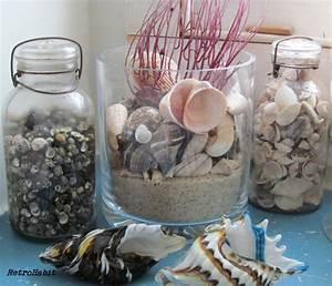 Deko Im Glas Ideen : 20 frische sommer deko ideen inspiriert von ihrem strandurlaub ~ Orissabook.com Haus und Dekorationen