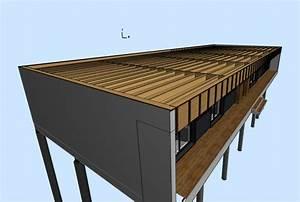 terrasse sur terrain en pente difficile sur un terrain en With escalier jardin en pente 14 pose terrasse bois sur pilotis dans les landes terrasse