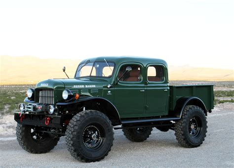 Dodge Power Wagon on Pinterest   Dodge Trucks, Dodge Rams