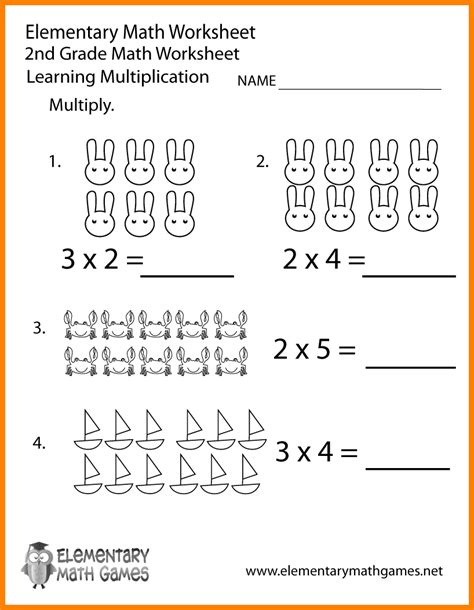 multiplication activity worksheets for grade 2 12 second grade multiplication bubbaz artwork