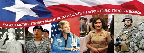 women veterans day banner texas veterans commission