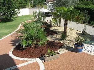 modele de rocaille de jardin 6 jardin paysager With exemple de decoration de jardin