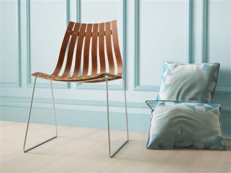 chaise junior scandia junior 3d model fjordfiesta furniture
