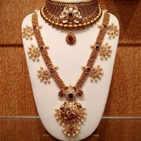 guide  pick latest gold jewellery designs  weddings