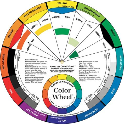 best 25 color mixing chart ideas on color