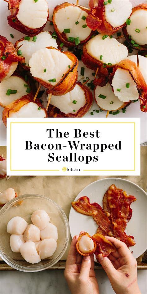 bacon wrapped scallops kitchn