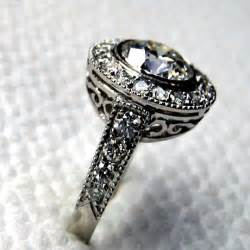 vintage style engagement rings inspiration songket affairs vintage ideas antique wedding rings