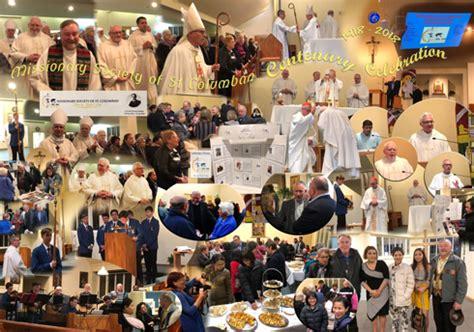 kiwi columbans celebrate centenary st columbans mission society