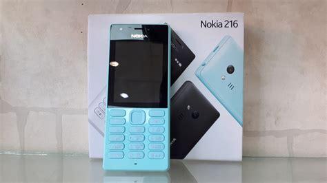 nokia 216 blue