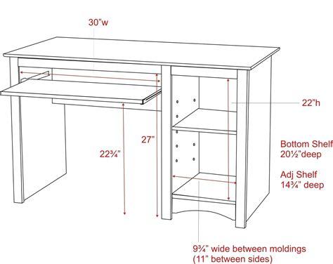standard office desk height cm office table desk