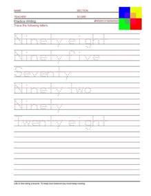 Handwriting Worksheets Maker Cursive Writing Worksheet Maker Abitlikethis