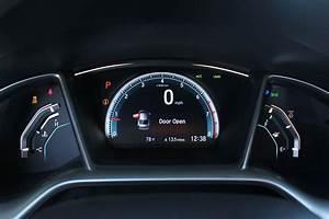 Image For 2016 Honda Civic Sedan Speedometer