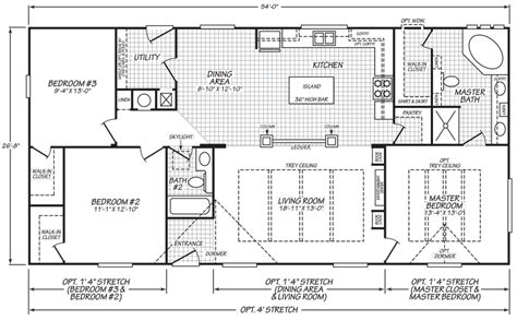 rocklin sqft mobile home factory expo home centers