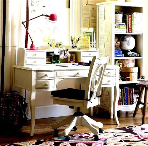 Creating A Small Home Office by Futuristic Home Office Decorating Ideas