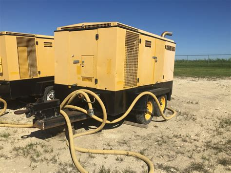 atlas copco  cfm air compresor venture drilling