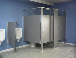 bathroom partitions overhead door company of st louis