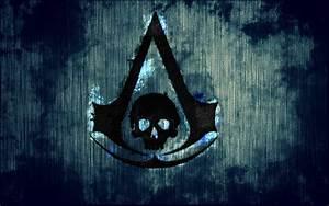 Assassin-Creed-Black-Flag-Logo-Wallpaper.png   Alienware Arena
