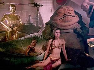 Princess Leia's iconic Star Wars bikini sells for Rs 65 ...