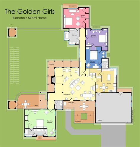 southgate residential tv   houses  golden girls