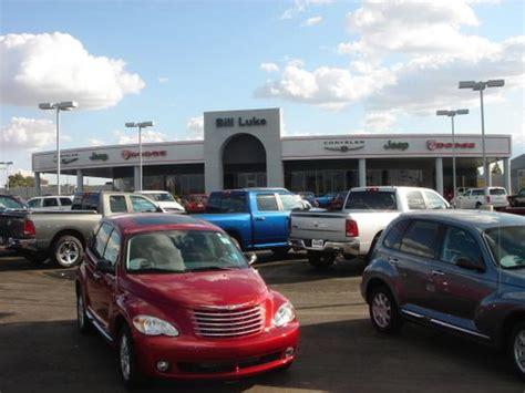 chrysler jeep dodge dealership bill luke chrysler jeep dodge ram car dealership in