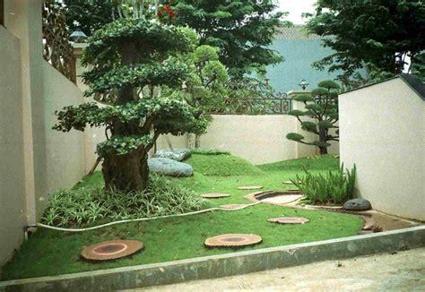 desain taman minimalis modern mudah dibuat